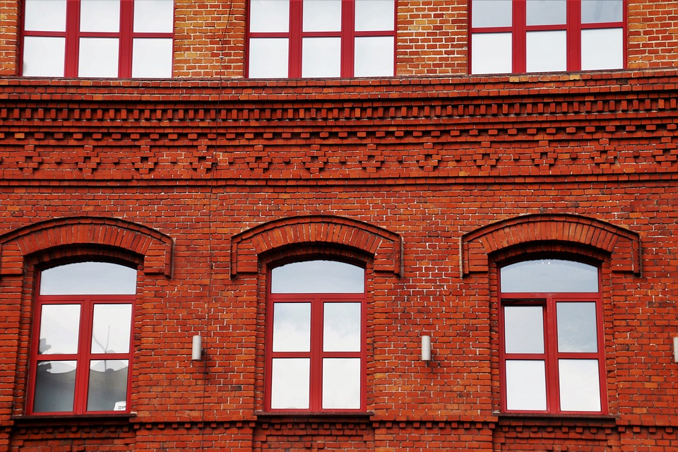 Window Film Installed On Kansas City Historic Building
